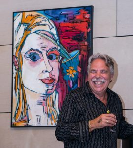 Wesley Bloxam, RIP, Co-founder of Art Rave Society of Alberni