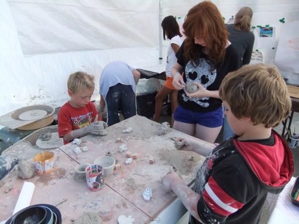 Children's Art Rave